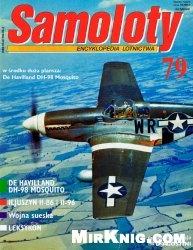 Samoloty Encyklopedia Lotnictwa nr.79