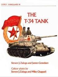 Книга The T-34 Tank