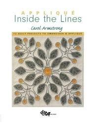 Книга Applique Inside the Lines