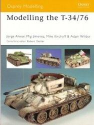 Книга Modelling the T-34/76