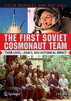 Книга The First Soviet Cosmonaut Team