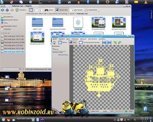 логотип на видео