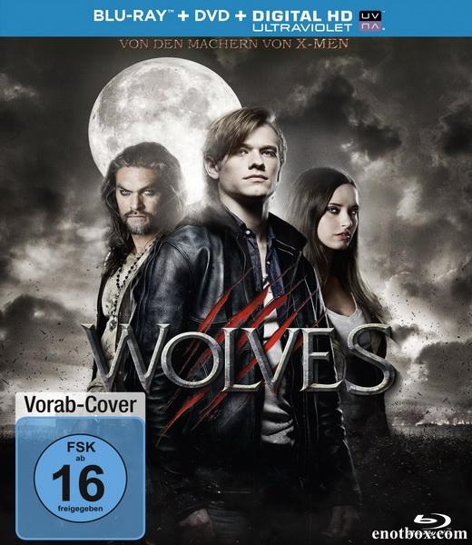 Волки / Wolves (2014/BDRip/HDRip)