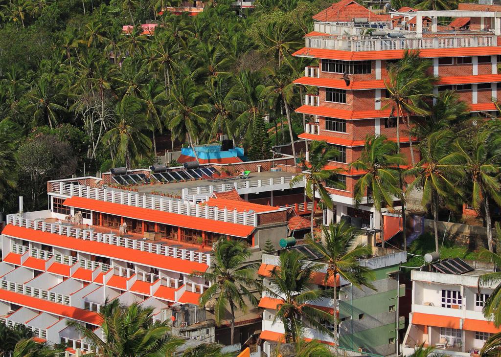 Фото 11. Отель Сагара (Sagara Beach Resort) на пляжке Ковалам в Керале. Отзывы туристов об отдыхе в Индии