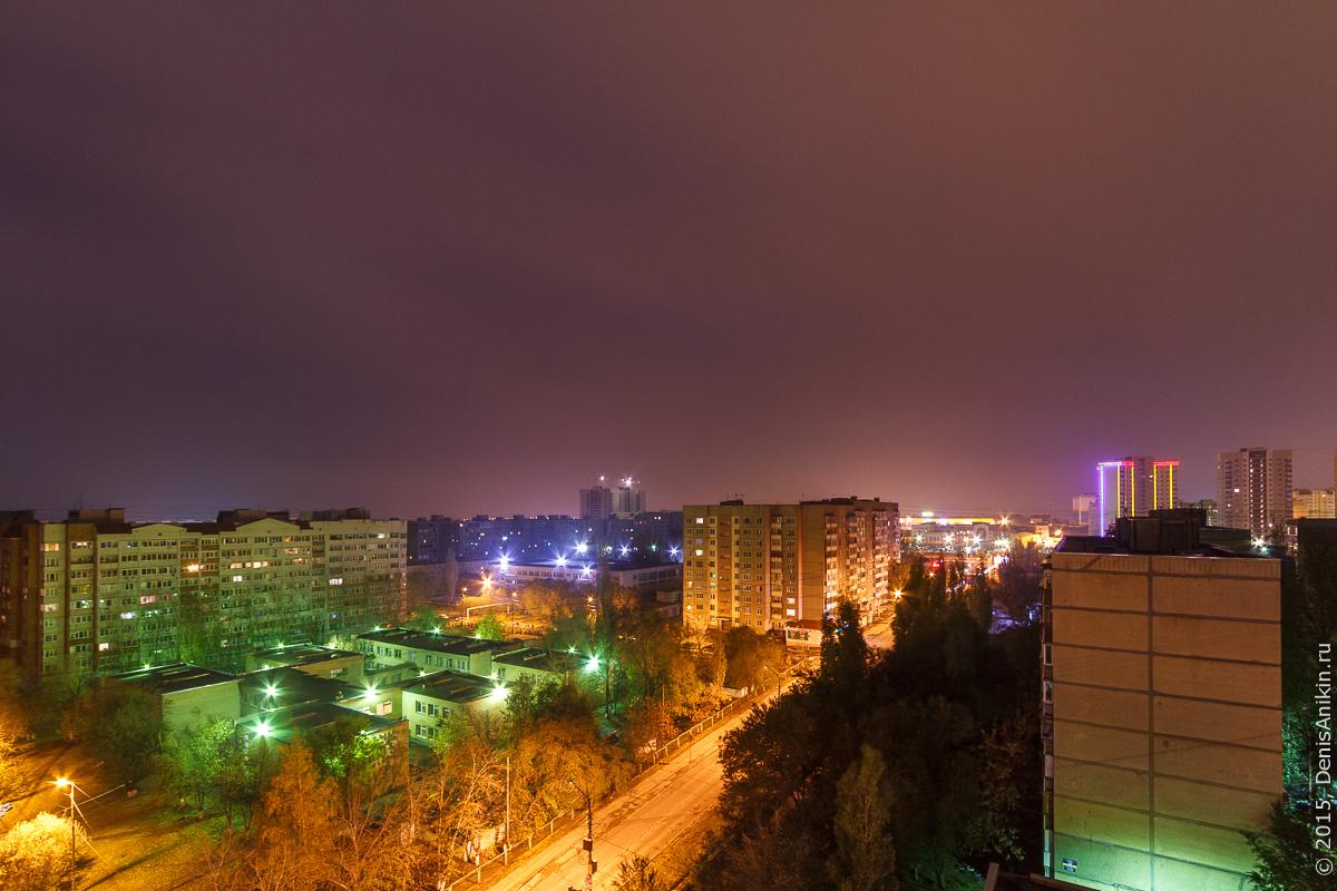 Солнечный ночью. Саратов 7