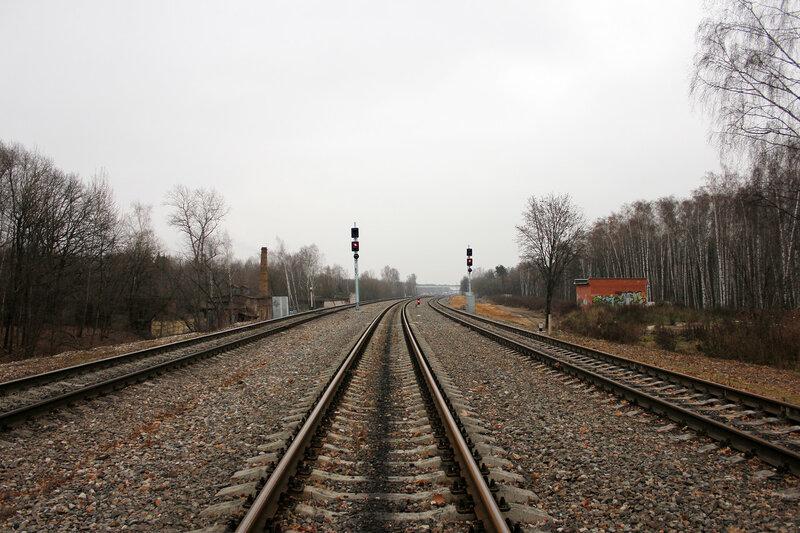 Нечётные входные станции Белокаменная