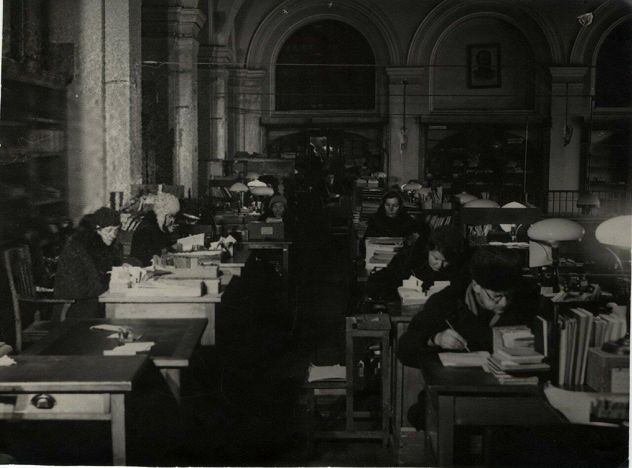 08. Зал техники и медицины. 1941-42