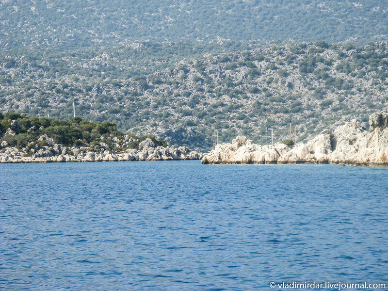 Ликийские бухты