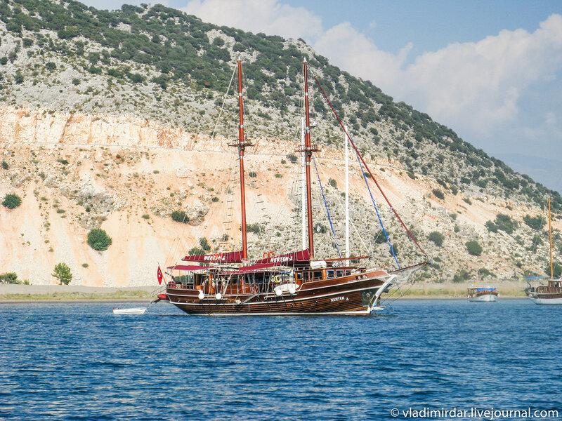В порту древнего Андриаке