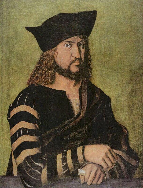 800px-Albrecht_Dürer_076 фридрих ок. 1500.jpg
