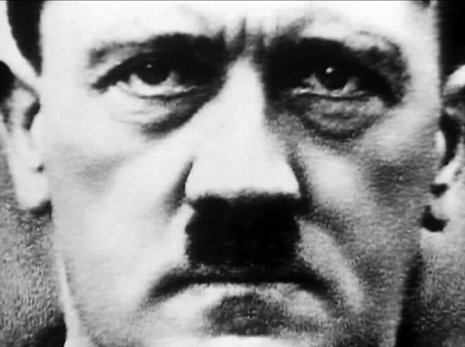 Лицо нацизма.