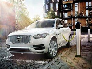 Volvo разрабатывает полностью электрический кроссовер