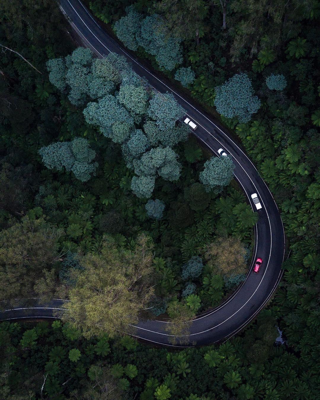 Городские и природные пейзажи Джулиана Лалло