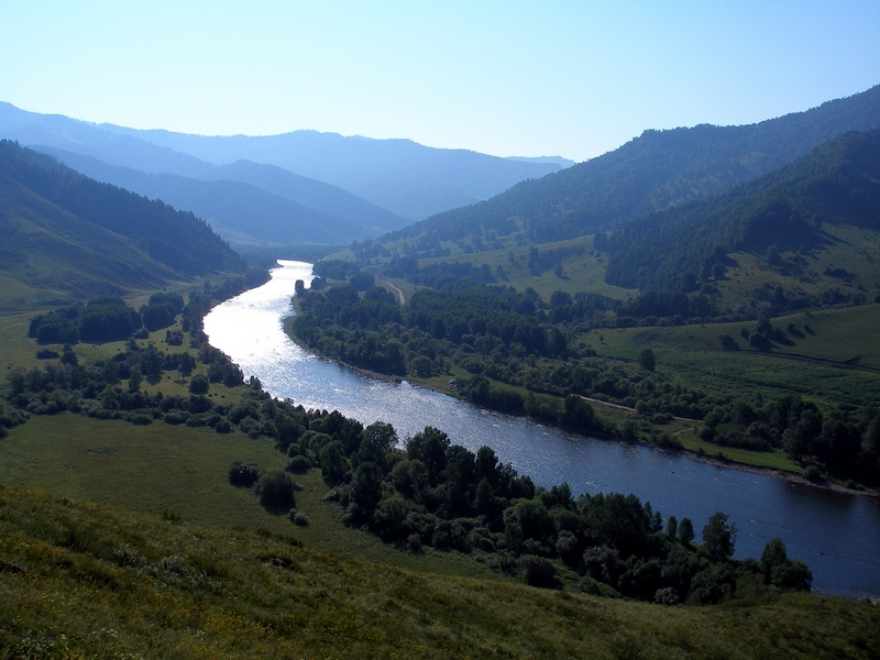 25 интересных фактов про реки