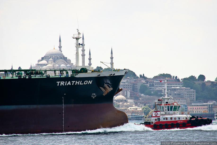 Стамбул. Босфор