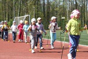 Фестиваль скандинавской ходьбы. 06.05.2015