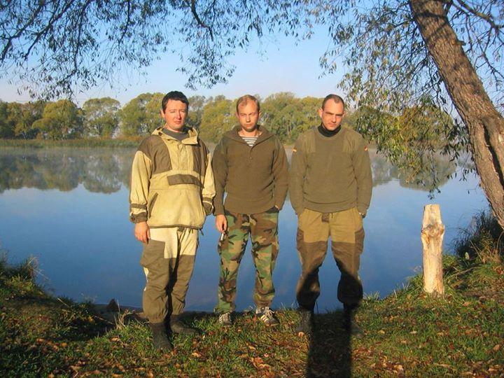 Гиркин, Родкин, Стешин - 2005 год