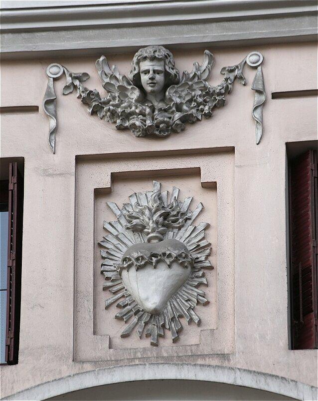 Мадрид. Оратория Кабальеро де Грасиа (Oratorio del Caballero de Gracia)