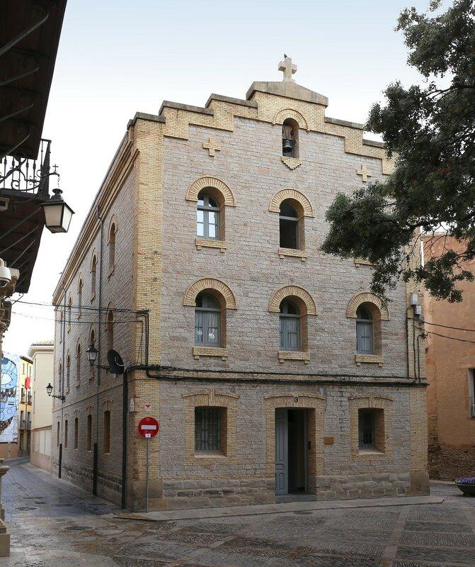 Plaza de la Catedral, Huesca
