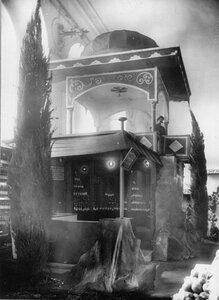 Вид стенда Крымских плодоводов. 1913 г.