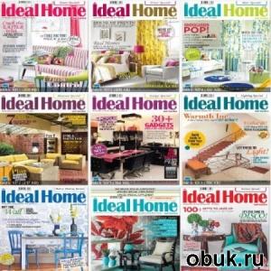Книга The Ideal Home & Garden 2010-2012
