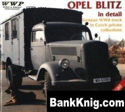 Книга Opel Blitz in detail djvu 21Мб