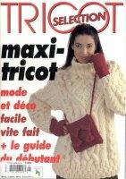 Журнал Tricot selection Maxi-tricot jpg 24,4Мб