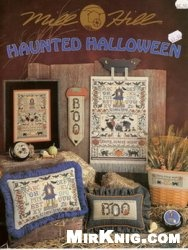 Журнал Mill Hill Haunted Halloween 1999