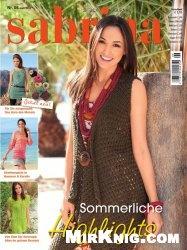 Журнал Sabrina №6 2012