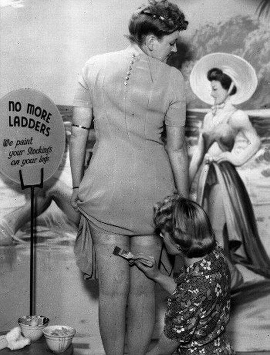 Как появилась мода на бритые женские ноги?