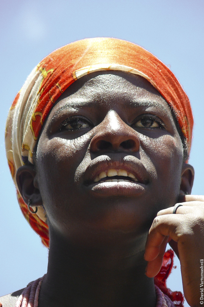 Ангола, от границы до Лубанго