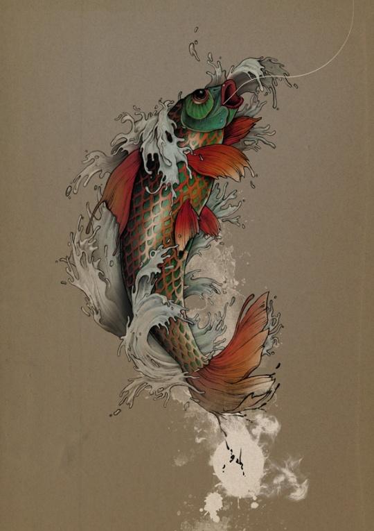 Cool Digital Art by Grzegorz Domaradzki