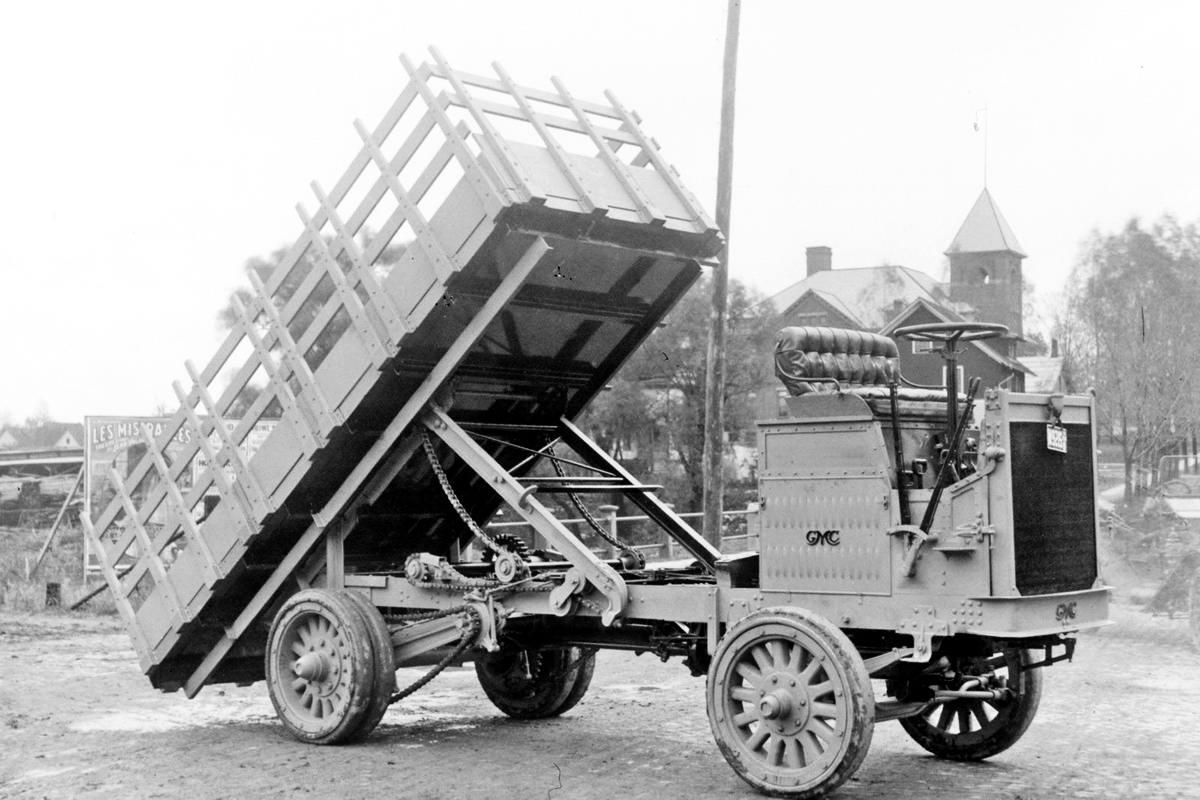 Специализированные транспортные средства начала 20-го века на снимках американских фотографов (10)