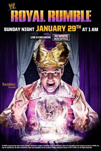 Post image of Royal Rumble 2012