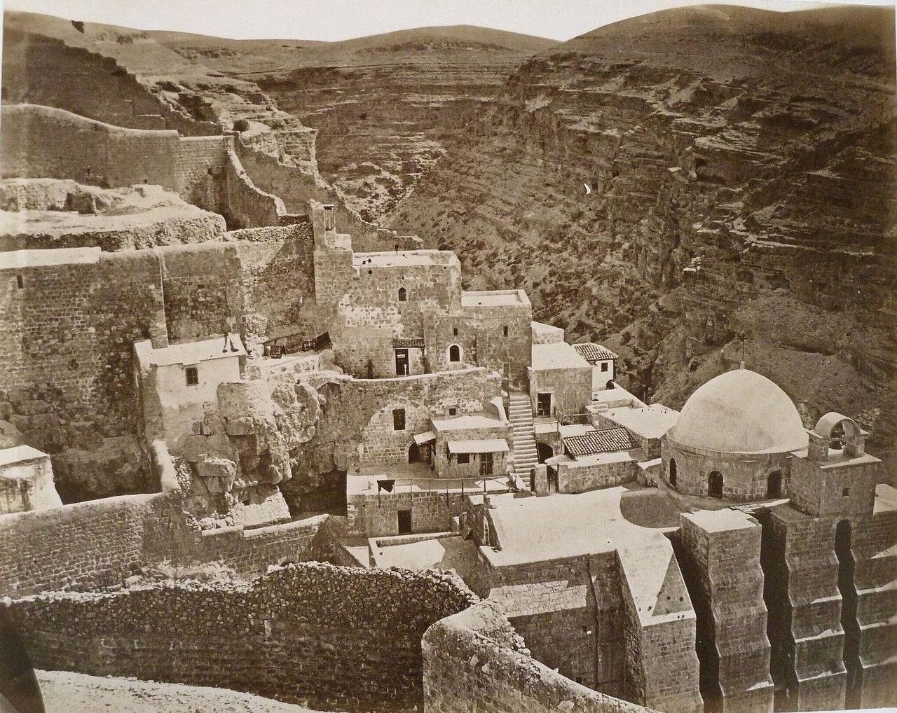 Лавра Саввы Освященного. 1881