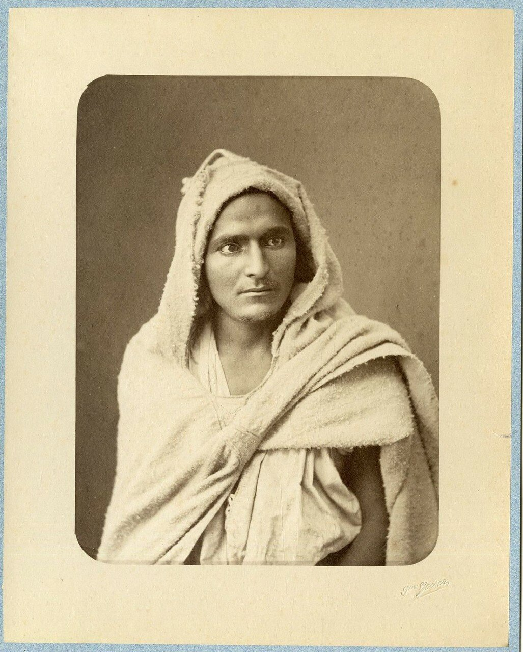 Алжирец