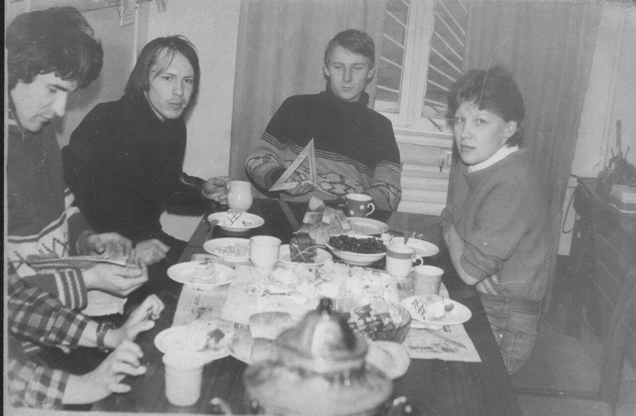 1980-е. Усолье-Сибирское
