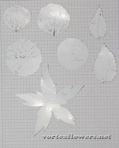 Мастер-класс. Английская роза «Оливия» от Vortex  0_fc0e1_22c510a2_M