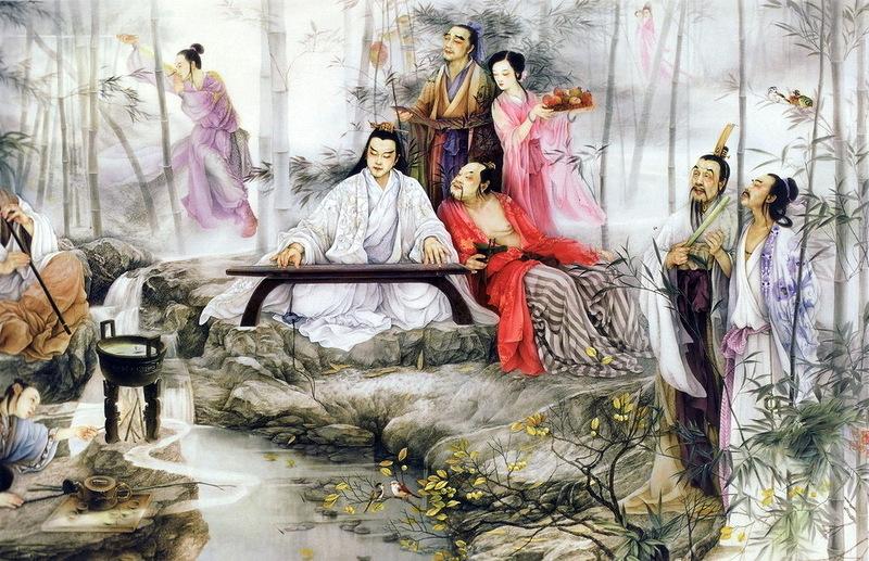 Художник Ji Shuwen