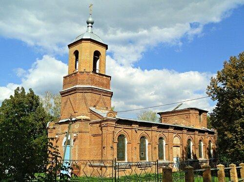 Покровский храм, Смородино