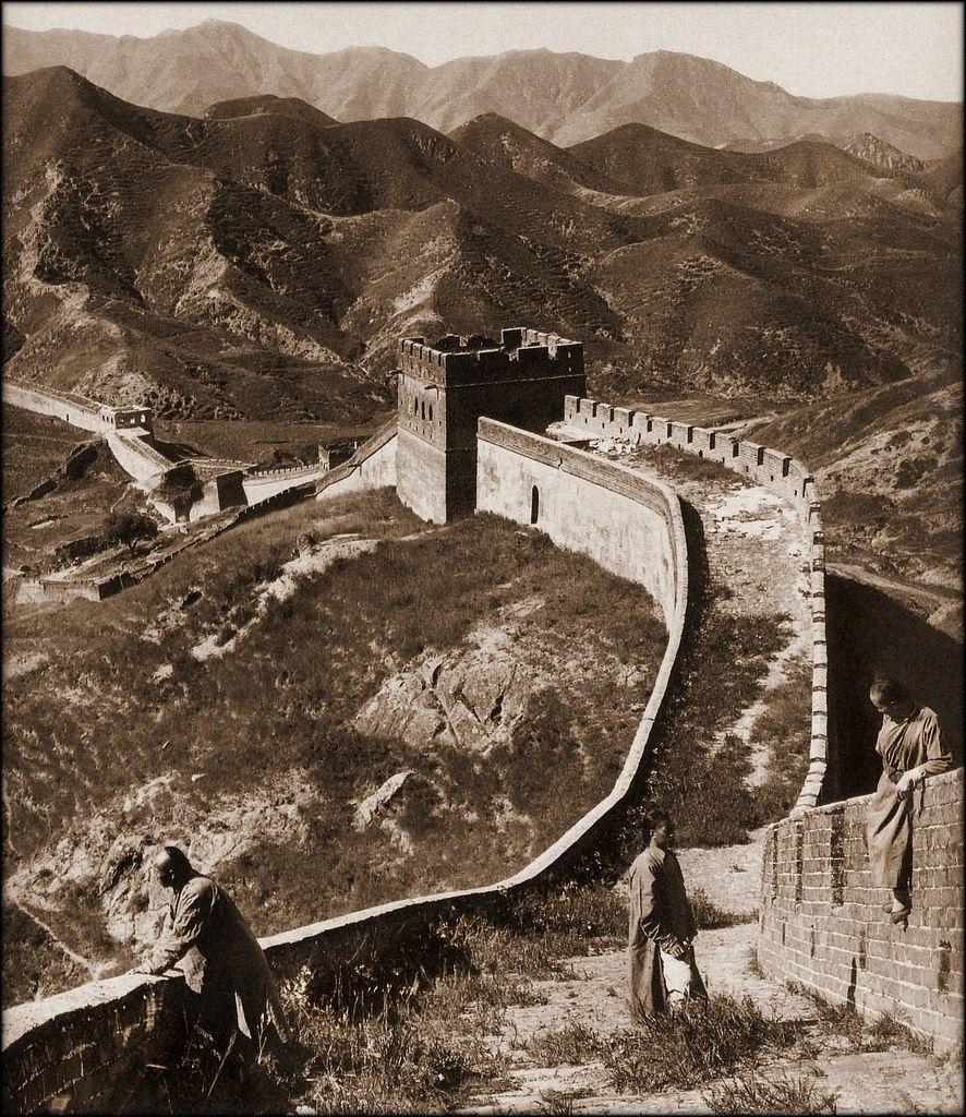 Китай.Фотограф Ральфом Пено (Ralph Peno)