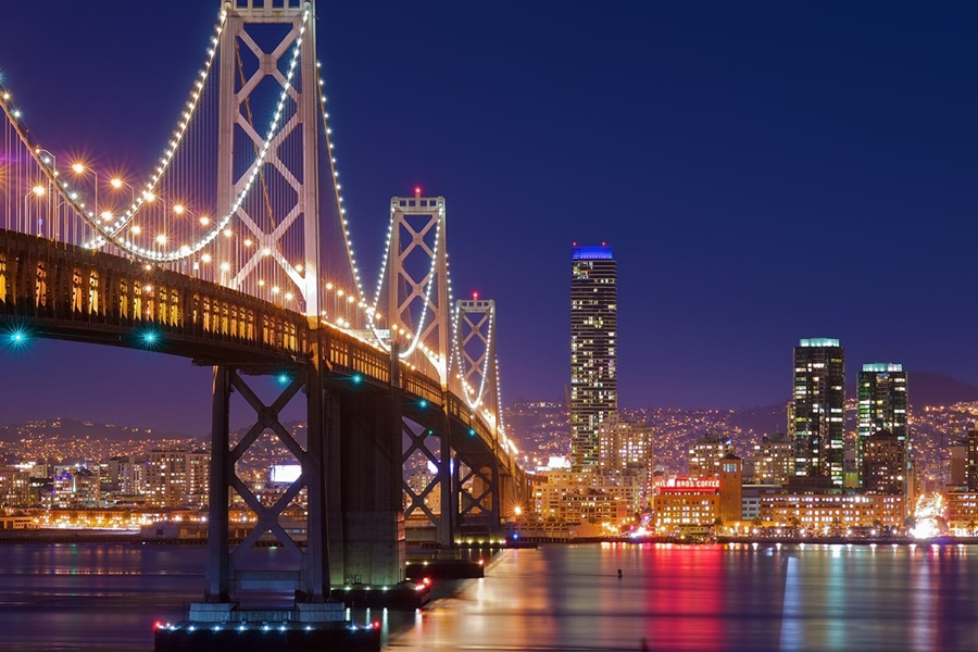Самые большие мосты Нью-Йорка (факты, фото)