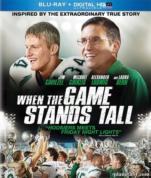 Игра на высоте / When the Game Stands Tall (2014/BDRip/HDRip)