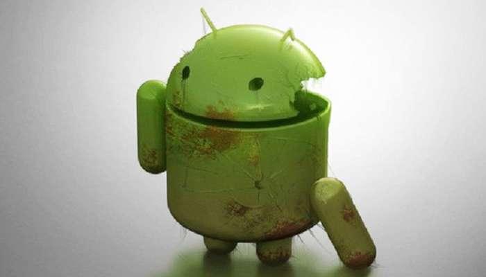 Неудаляемый вирус появился на андроид