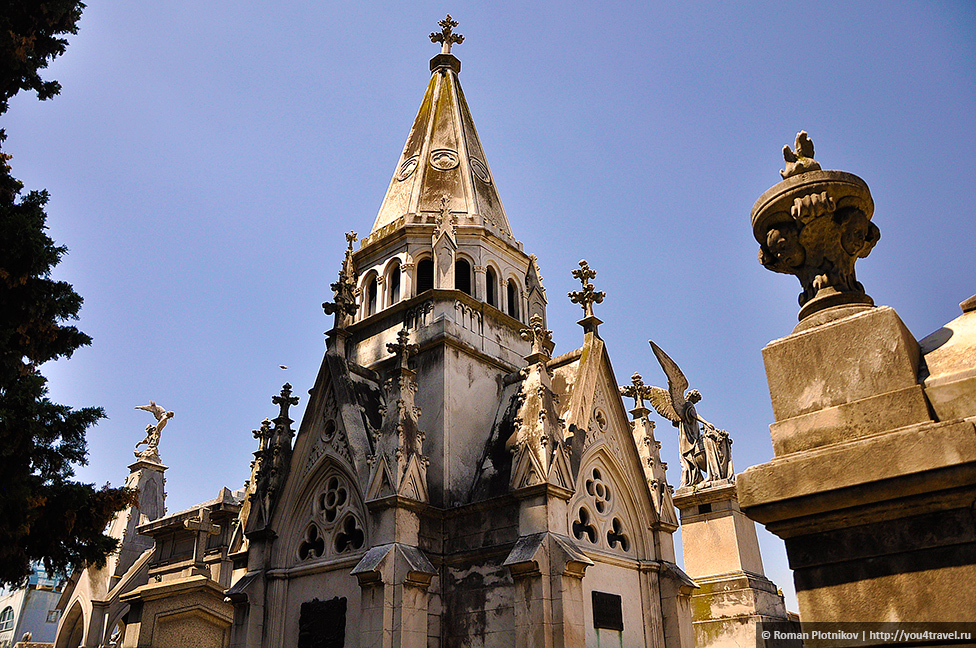 0 3eb81c 7b7f404 orig День 415 419. Реколета: кладбищенские истории Буэнос Айреса (часть 2)