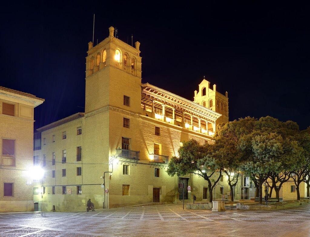 Night Huesca