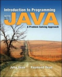 Книга Introduction to Programming with Java: A Problem Solving Approach