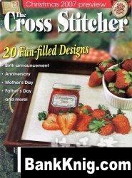 Журнал The Cross Stitcher 2007 июнь