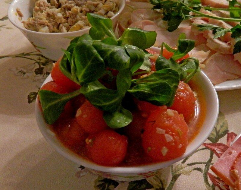 Лысые помидоры!