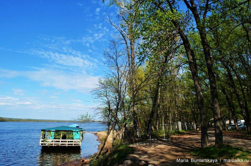Район лагеря 'Ровесник', Марксовский район, 09 мая 2015 года